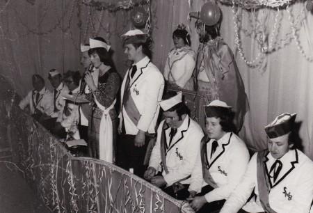 1977, Prinzessin Helga I. & Prinz Horst I.